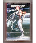 Robocop Original Movie Soundtrack 1988 (Audio C... - $15.00