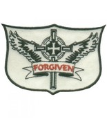 Embroidered Christian Patch Forgiven Patch - $3.22