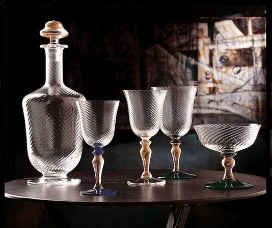 I Classici Glass Set - Made in Italy