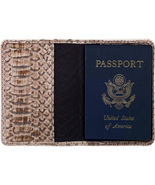 Travel Pouch and Passport Cover - $109.00