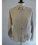 Carry Back Long Sleeve Blouse Sz 8 - $12.00