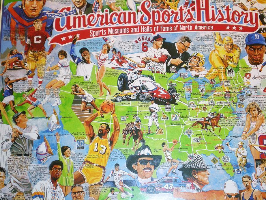 history of sports in america At the first national deaf basketball tournament, the american athletic union of the deaf (aaud) was established to serve as a parent organization for deaf sports clubs, and to facilitate the participation of us athletes in international deaf competitions.