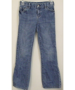 Girls 77 Kids Denim Flare Blue Jeans Size 10 - $8.00