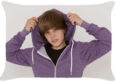 Justin Bieber Pillow on New Justin Bieber Sleeping Sleep Pillow Case Pillowcase   Pillowcases