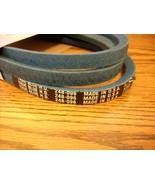 Deck belt for John Deere STX38, GX10851, M12521... - $27.48