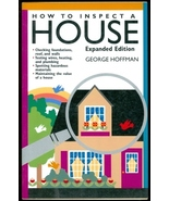 How to Inspect a House: Expanded Edition - $4.00