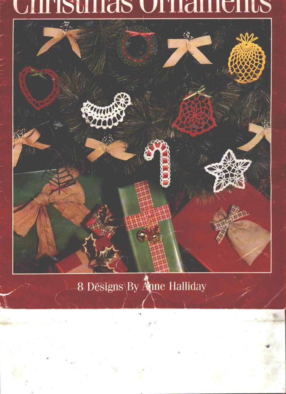 Free Crochet Pattern cjif-stockingTree Christmas Tree Christmas