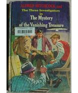 Three Investigators MYSTERY VANISHING TREASURE ... - $24.99