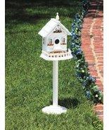 NEW* Standing Victorian Garden Accent Birdhouse - $19.99