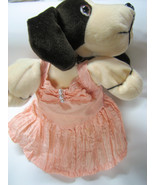 Pet Small Dog Cat Dress Up 1920s Costume  Pink ... - $9.95