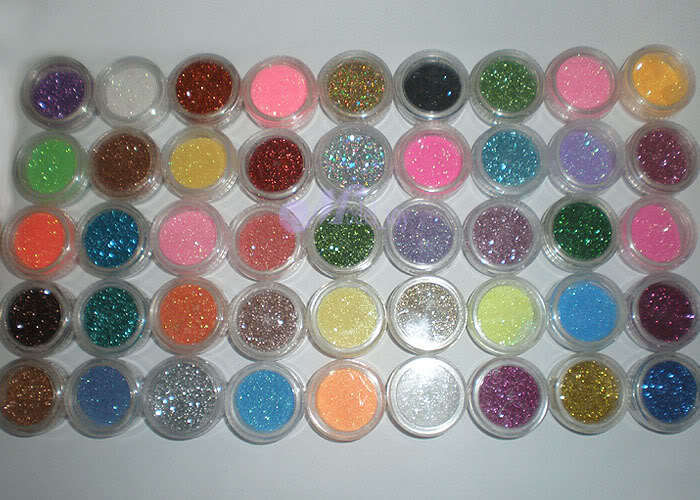 2.5  gram Fine Glitter Nail Art Decoration 1 Jar