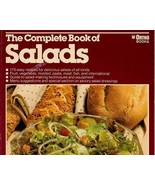 The Complete Book of Salads, 1981 Cookbook,  17... - $5.99