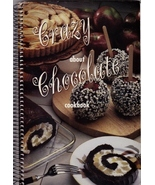 Crazy About Chocolate Cookbook by Favorite Reci... - $4.99