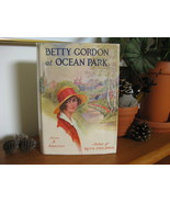 BETTY GORDON AT OCEAN PARK #6 ALICE EMERSON HC/DJ  - $9.99