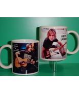 Keith Urban 2 Photo Designer Collectible Mug 03 - $14.95