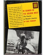 In Search of the Golden West, by Earl Pomeroy, ... - $12.00