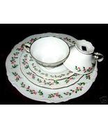 Crown Bavaria Juliette salad plates-GERMANY (4 ... - $15.99