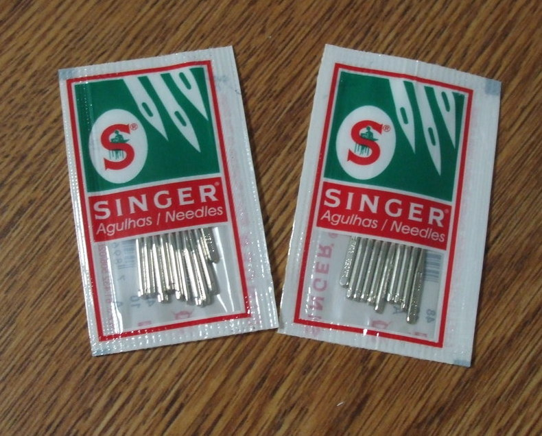Singer Featherweight 221, 222 Machine Needles Size 11