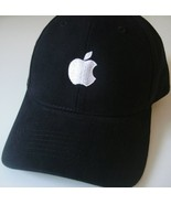 Apple embroidered logo Hat adjustable cap great... - $16.95