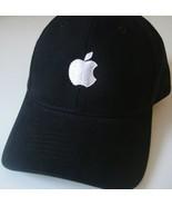 Apple embroidered logo adjustable Hat mac Fan g... - $17.95