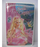 Barbie Fairytopia Childrens VHS Video Tape 2005 - $1.90