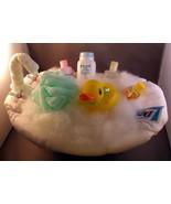 Yellow Ducky Baby Shower Gift Bathtub Diaper Ca... - $30.00