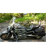 Harley Davidson 100th Anniversary Edition Custom 2003 VROD with (6123) Miles