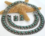 Farfan_mexico_3_piece_sterling_turquoise_necklace_set_parure_1940_thumb155_crop
