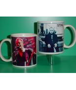 Sting The Police 2 Photo Designer Collectible Mug - $14.95