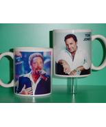 Tom Jones 2 Photo Designer Collectible Mug 01 - $14.95