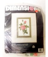 DIMENSIONS 2370 THE ROSE Complete Opened Needle... - $20.50