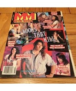 Metal Muscle: March 1991, Danzig, Slaughter, Ax... - $9.99