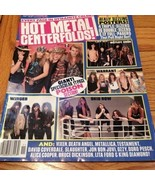 Movie Mirror: Hot Metal Centerfolds, Nov 1991, ... - $9.99