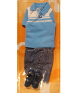 Barbie Ken doll 2003 Fashion Avenue casual blue... - $14.77