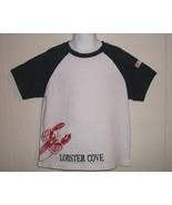 Gymboree Salt Washed Boys Lobster Cove Knit Top 5