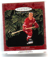 GORDIE HOWE, of the Detroit Red Wings, Hallmark... - $19.24