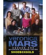Factory Sealed Box of VERONICA MARS Season One ... - $76.25