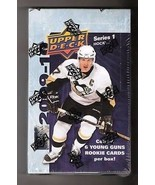 2009-10 Upper Deck HOCKEY SERIES 1 Factory Seal... - $82.05