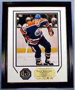 WAYNE GRETZKY, Photo Display, Edmonton Oilers, ... - $191.38