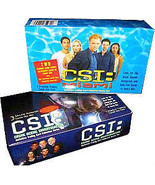 CSI LAS VEGAS #2, Factory Sealed Trading Card H... - $82.31