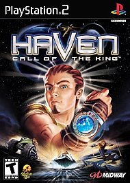 Haven Call of The King New PlayStation 2 Video Game PS2