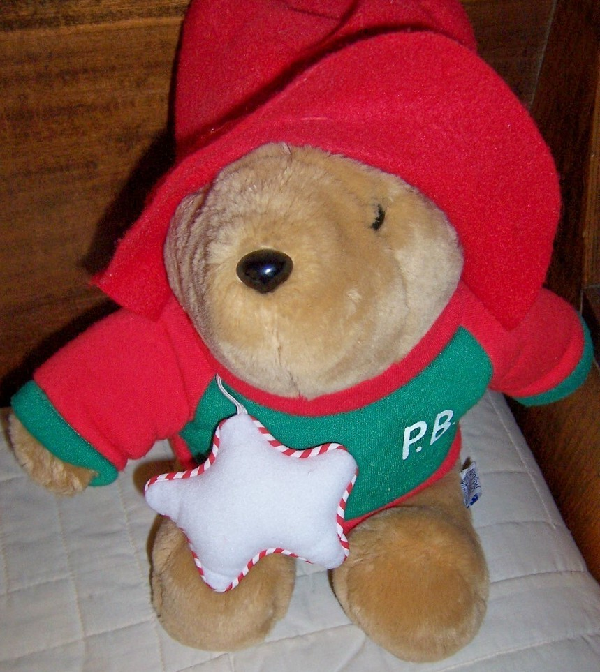 Paddington Bear 1995 Sears Kid's Gifts