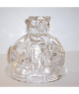 COCA-COLA CRYSTAL POLAR BEARS BY CRISTAL D'ARQU... - $19.00