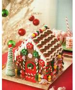Y291 Crochet PATTERN ONLY Stitchy Gingerbread H... - $9.45