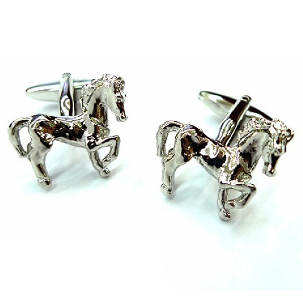 Rp-cl264_cuff-link-running-horse_600a