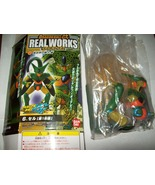 cell imperfect dragonball z bandai build figure box is open but still new in bag - $5.99