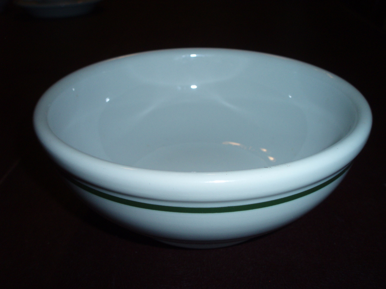 Thumbnail of Shenango China cereal bowl Lawrence V16 restaurant ware