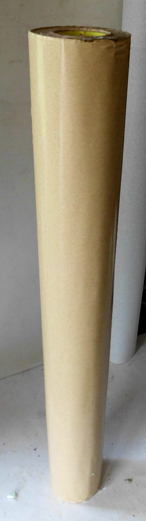 * 3M Adhesive Transfer Tape 950 Clear, 48 in x 58 yd 5.0 mil