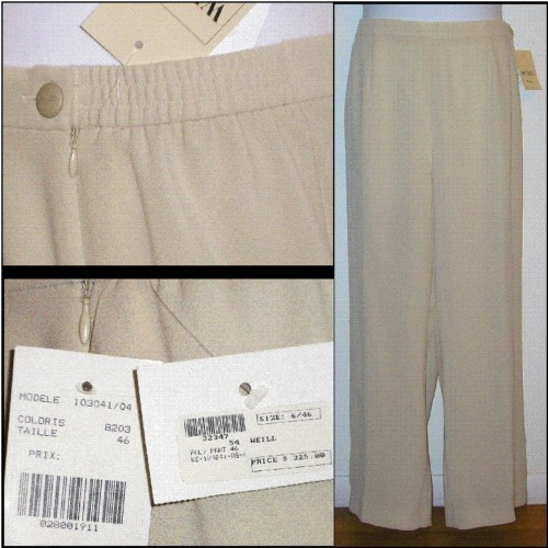 NWT Plus Size Womens QUALITY Dress Pants SEE MEASURES