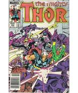 The Mighty Thor #352 Marvel Comic Book - $4.99